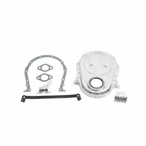 Edelbrock 4241 Aluminum Timing Front Cover For Chevy Big Block