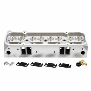 Edelbrock 60589 Rpm 72cc Bare Cylinder Head For Pontiac 389 455 V8