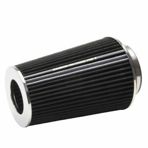 Edelbrock 43690 Pro flo Black Tall Conical Air Filter With 3 3 5 And 4 Inlet