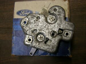 Nos Oem Ford Trunk Latch Mustang Fairlane Galaxie 1966 1967 1968 1969 1970 1971
