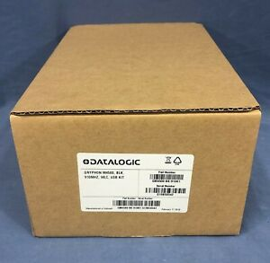 New W open Box Datalogic Gryphon M4500 Scanner gm4500 bk 910k1 1d 2d Barcodes