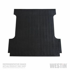 Westin 50 6415 Truck Bed Mat For 2017 2020 Ford F 250 Super Duty 98 1 Bed