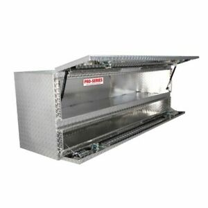 Westin 80 Tb400 72 Truck Tool Box High Cap 72 Inch Stake Bed Contractor Topsider