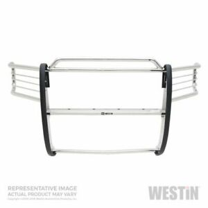 Westin 45 1170 Sportsman Grille Guard For 2003 2006 Chevrolet Avalanche 1500