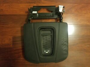 Cadillac Escalade Center Console Armrest Lid Black New Oem W Phone Dock Charger