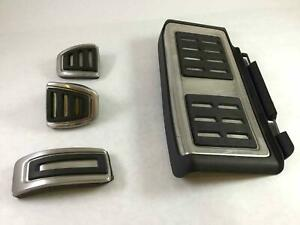 Pedal Cover Trim Set 5q0721601a 5q1864551 5q1721647a Vw Gti 15 16 17 18 Manual