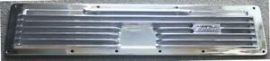 Thickstun Polished Chevrolet 6 Finned Aluminum Side Cover 235 261 Inline Hot Rod