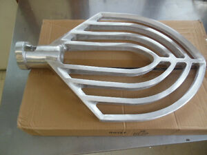 New 80qt Beater Paddle Attachment For Hobart M802 L800 Mixer