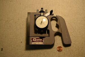 Standard Gage Co Versa dial Form Gage 0001