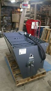 New Wolverine Self Loading Skid Steer Concrete Mixer Mixing Bucket No Pump Forms