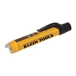 Klein Tools Ncvt 3 Non contact Voltage Tester With Flashlight New