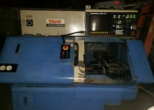 Mazak Quick Turn 8 Bar Feeder Qt8