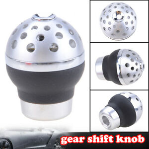 Universal Blue Led Light Starry Style Gear Shift Knob Lever For Most Manual Car