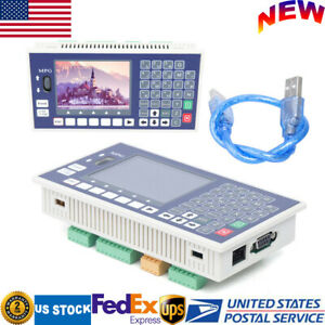 4axis Cnc Motion Controller System Tc55h Usb Offline Controller 400khz usb Cable