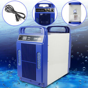 Industrial Water Chiller Co2 Laser Tube Engraving Machine Cw 3000 Ac110v 60hz