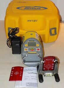 Spectra Precision Dg613 Pipe Laser Calibrated Free Shipping Worldwide