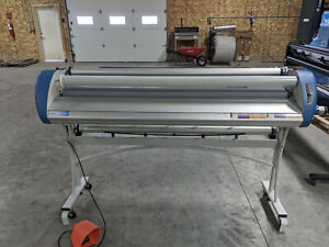Seal 62 Ultra Plus S 61 Wide Format Cold Laminator W top Heat Assist