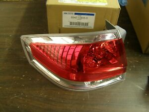 Nos Oem Ford 2008 Focus Tail Light Lamp Lh Lens