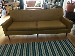 Vintage Mid Century Sofa And Chair