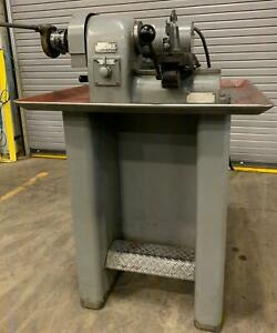 Nice Hardinge Hsl W cross Slide 5c Collets 3 speed Video Ready To Ship Today