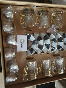18 Piece Tea Coffee Set For 6 People
