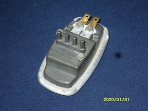 1964 68 Cadillac A c Climate Control Vacuum Master Relay Switch 7302385