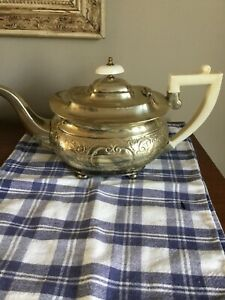Vintage Cheltenham Tea Pot Sheffield England