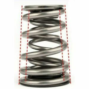 Comp Cams 7245 16 Dual Conical Valve Springs 2 00 Installed Height set Of 16