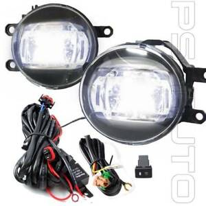 For Toyota 2013 2014 Venza 2012 2013 Corolla Led Fog Driving Lights Lamps Set