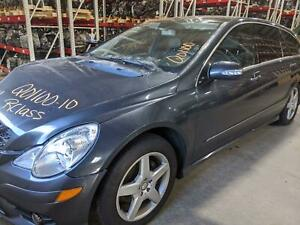 Automatic Transmission Out Of A 2010 Mercedes R350 With 56 625 Miles