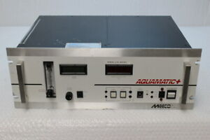 5212 Meeco Aquamatic Aqua Moisture Analyzer