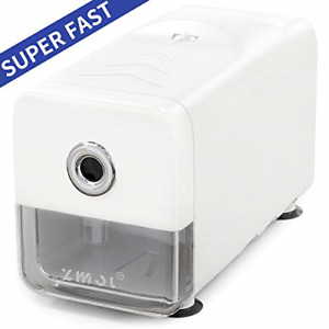 Electric Pencil Sharpener Heavy Duty For 6 8mm No 2 colored Pencil Office School