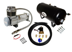 Viking Horns High Volume 1 2 On Board Air System For Train Horn Suspension