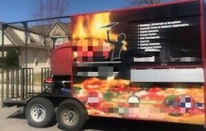 2016 Marra Forni Wood Fired Oven Pizza Trailer W Porch For Sale In Alabama