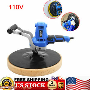 Adjustable Electric Cement Mortar Trowel Wall Smoothing Polishing Machine 850w