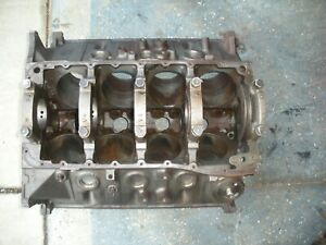 1969 Ford 429 Standard Bore Engine Block 3 590 C9ve B 8k15