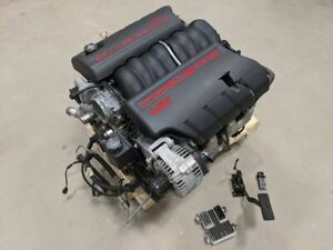 2008 Corvette 6 2 Ls3 Engine Liftout Complete Clean 22k Miles Video Warranty