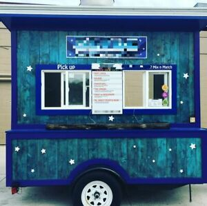 2013 8 X 13 Food Concession Trailer Used Mobile Food Unit For Sale In Wiscon
