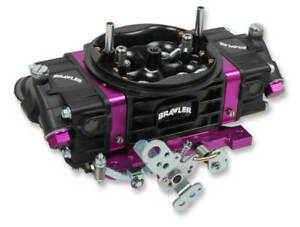 Holley Brawler 950 Cfm Brawler Black Race Carburetor Mechanical Secondary