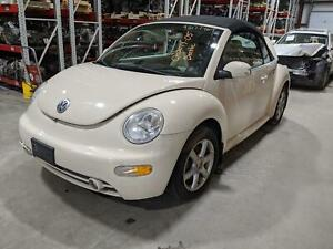 6 Speed Automatic Transmission Out Of A 2005 Vw Beetle 1 8l With 39 861 Miles