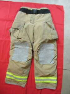 Mfg 2014 Globe Gxtreme 38 X 32 Firefighter Turnout Bunker Pants Fire Rescue
