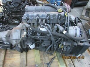Deutz F4m2011 Take out Diesel Engine Complete With Cooler Runs Perfect
