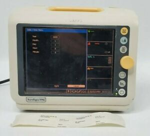 Philips Suresigns Vm6 Vitals Signs Patient Monitor 4