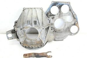 460 Ford Hydraulic Clutch Bellhousing Pack With Clutch Fork And Dust Shield