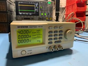 Gw Instek Psp 405 40v 5a Programable Power Supply Used Tested Ships Free