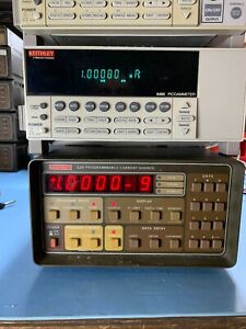 Keithley 6485 Picoammeter Used Tested Ships Free