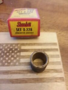 Generator Brush Set Bushing 40 41 42 46 47 48 Oldsmobile Packard Studebaker