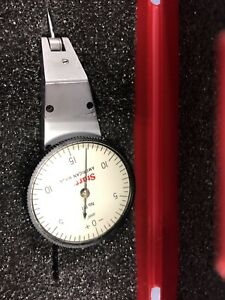 Starrett Dial Test Indicator hori 0 To 0 030 In 709az Without Attachments