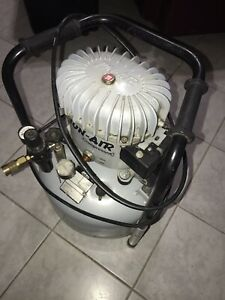 2002 Jun Air Compressor 120v 60hz 25 Liter