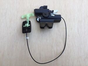 07 2013 Infiniti G37 3 7l Rear Trunk Hatch Latch Lock Open Opener Actuator Oem